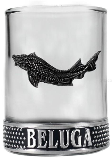 Beluga Shot Glas