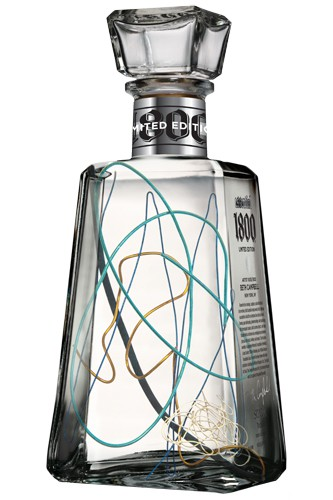 Tequila 1800 Silver Limited Edition