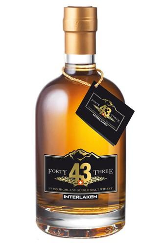 Swiss-Highland-Single-Malt-Forty-Three-Whisky