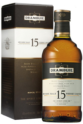 Drambuie 15 Jahre Whisky Likör