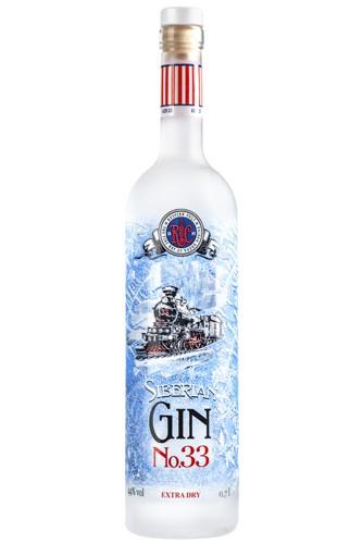 Sibirian Gin No. 33
