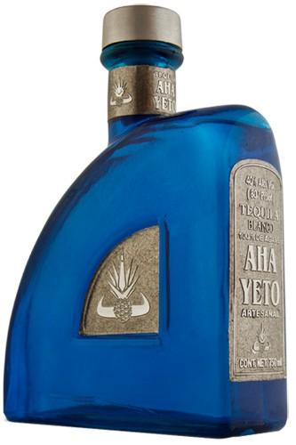 Aha Toro Blanco Tequila Etikett