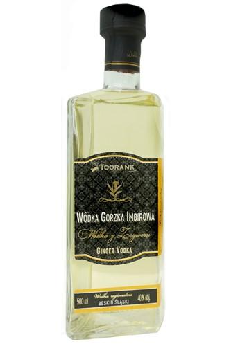 Toorank Gorzka Imbiriowa Vodka