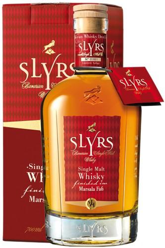 Slyrs Marsala Cask Whisky