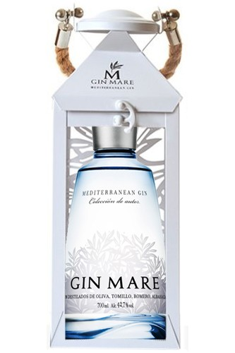 Gin Mare - Laterne Geschenkidee