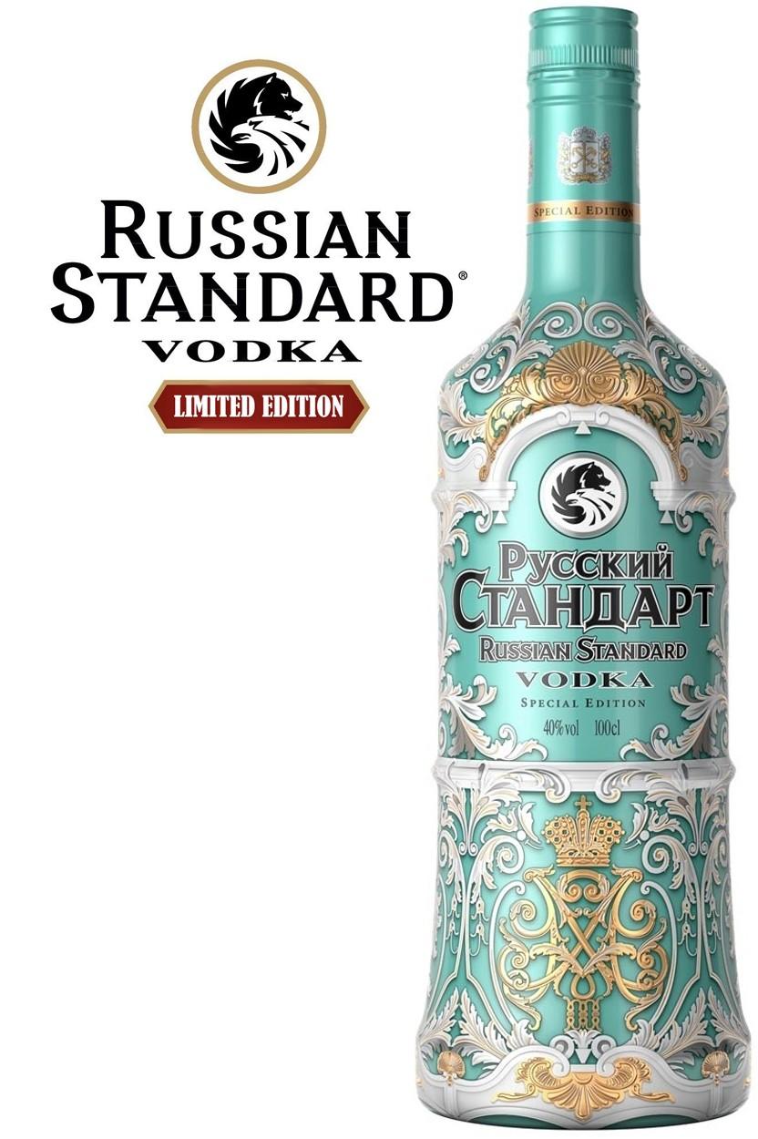 Russian Standard - Winter Palace Edition 1 Liter