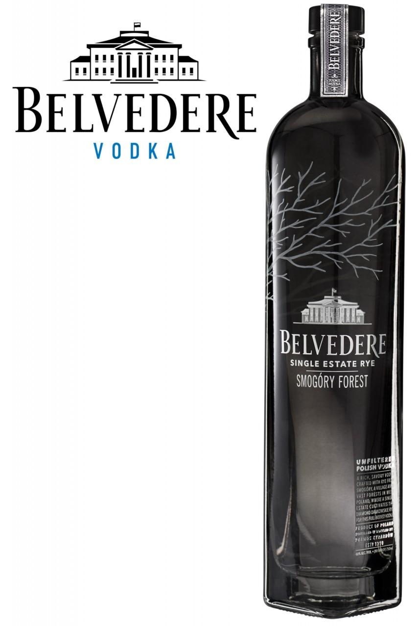 Belvedere Smogóry Forest Single Estate Vodka