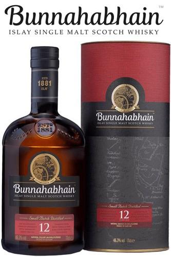 Bunnahabhain 12 Jahre - NEW Edition