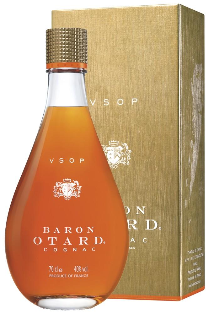 Baron Otard VSOP - Geschenkbox