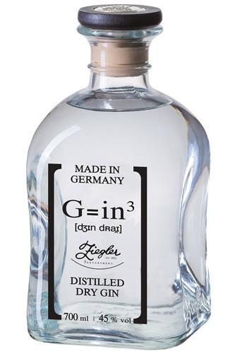 Ziegler Gin aus Deutschland