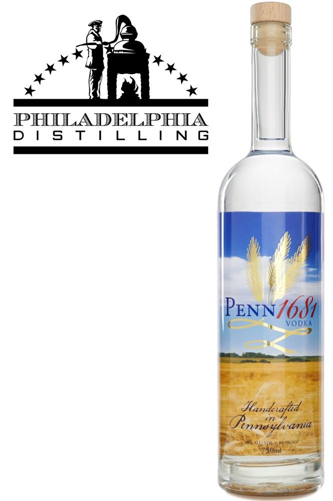 Penn 1681 Rye Vodka
