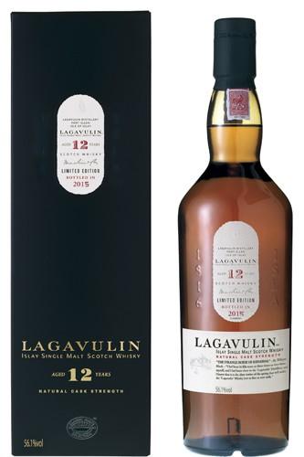 Lagavulin 12 Jahre Cask Strength