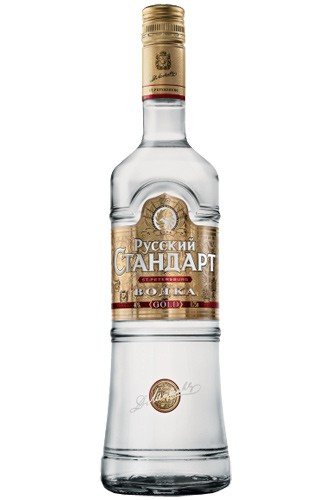 Russian Standard Gold Vodka - 1 Liter