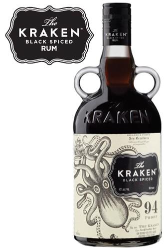 Kraken Black Spiced - 1 Liter 47% Vol.