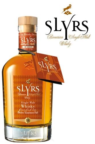Slyrs PX Cask - 350 ml
