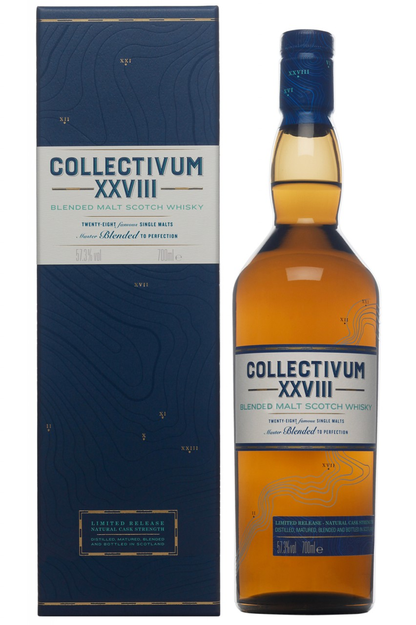 Collectivum XXVIII Blended Malt Whisky