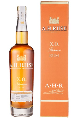 A.H. Riise X.O. Rum