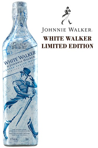 Johnnie Walker White Walker - Games of Thrones