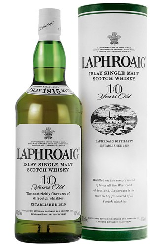 Laphroaig 10 Jahre Single Malt Whisky