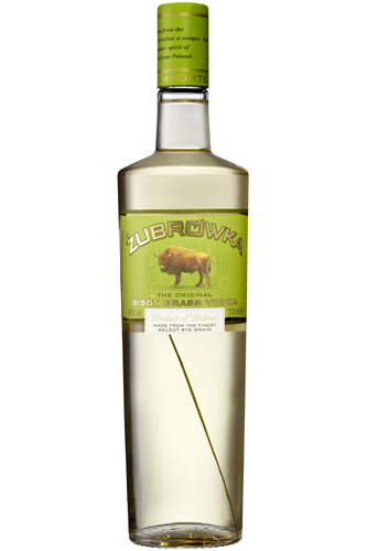 Büffelgras Vodka