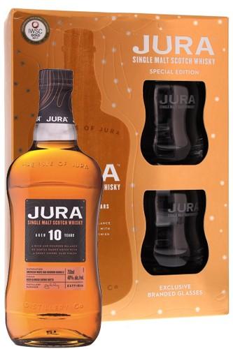 Isley of Jura 10 Jahre Geschenkset
