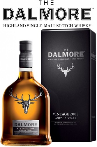 The Dalmore Vintage 2008