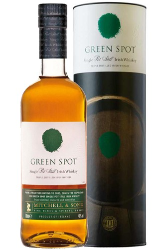 Green Spot Irish Pot Still Whiskey