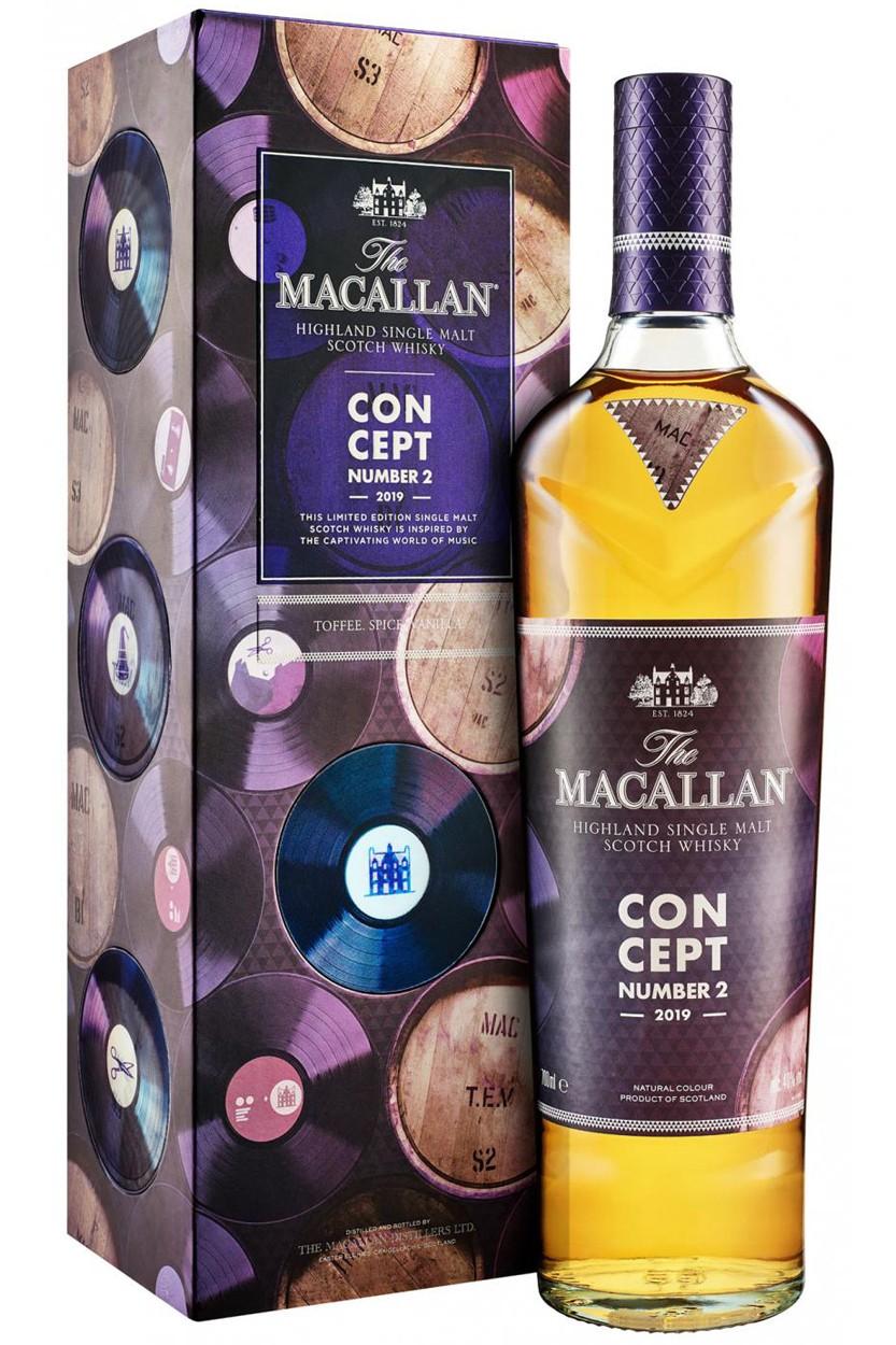 The Macallan Concept No. 2