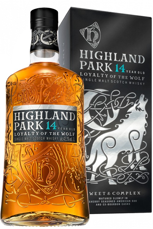 Highland Park Loyalty of the Wolf - 14 Jahre