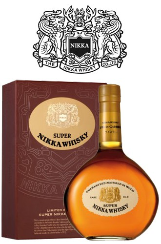 Super Nikka Revival Whisky