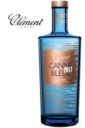 Clement Canne Bleue 2017 Rum