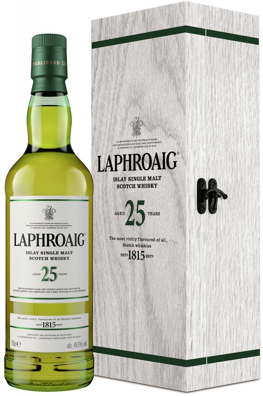 Laphroaig_25 Jahre Limited Edition
