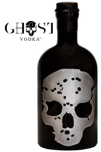 Ghost Vodka - Silver Edition