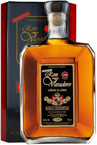 Ron Varadero Gran Reserva 15 Jahre