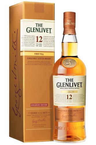 The Glenlivet 12 Jahre First Fill
