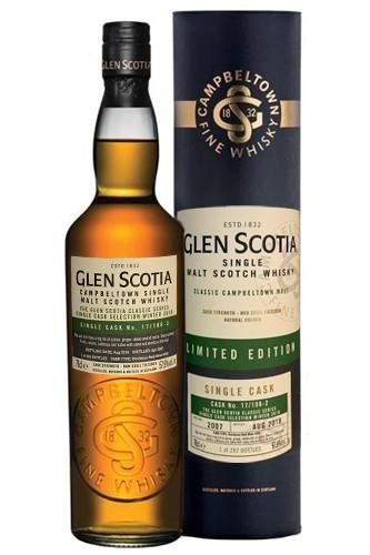 Glen Scotia 2007 / 2018 - Single Cask 57,9% Vol.