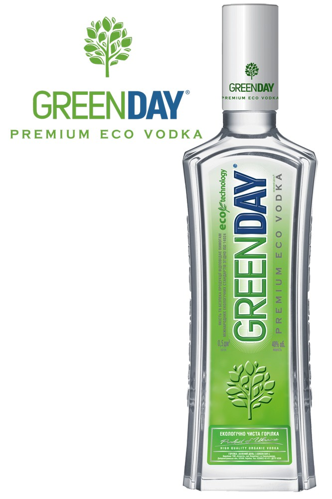 GreenDay Premium Vodka