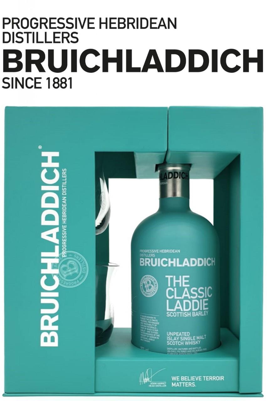 Bruichladdich Islay Whisky Geschenkset