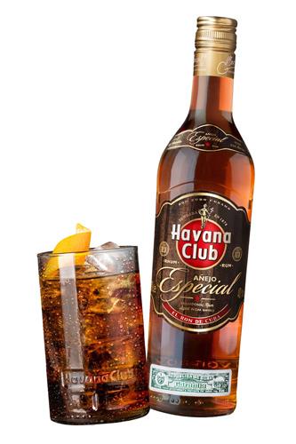 havana club anejo especial mit glas vodka haus. Black Bedroom Furniture Sets. Home Design Ideas