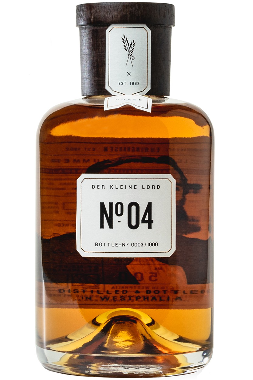 Der Kleine Lord No. 4 - Islay Whisky Cask