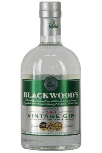 Blackwoods Vintage Dry Gin 40%