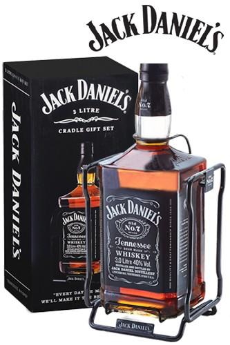 Jack Daniels Old No. 7 - 3 Liter Schaukel