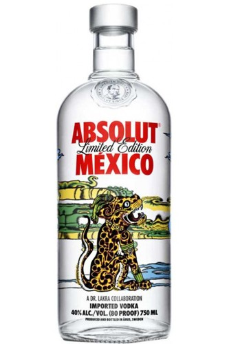 Absolut Mexico Vodka - Limited Edition