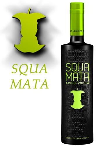 Squamata Apple Vodka