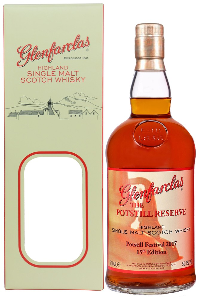 Glenfarclas Pot Still Festival Edition 2017