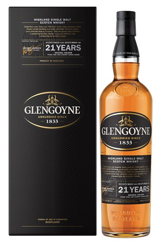 Glengoyne 21 Jahre Single Malt Whisky