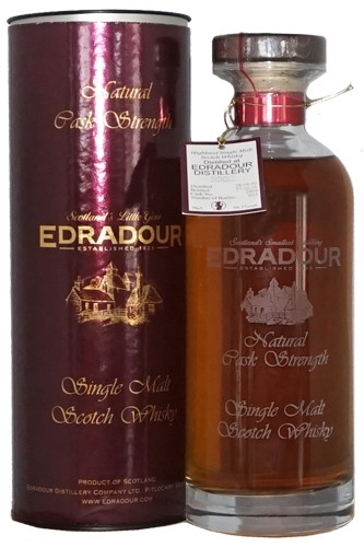 Edradour 2007 Sherry Decanter