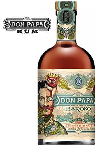 Don Papa Baroko Rum