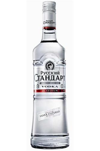 Russian Standard 1 Liter Platinum Vodka