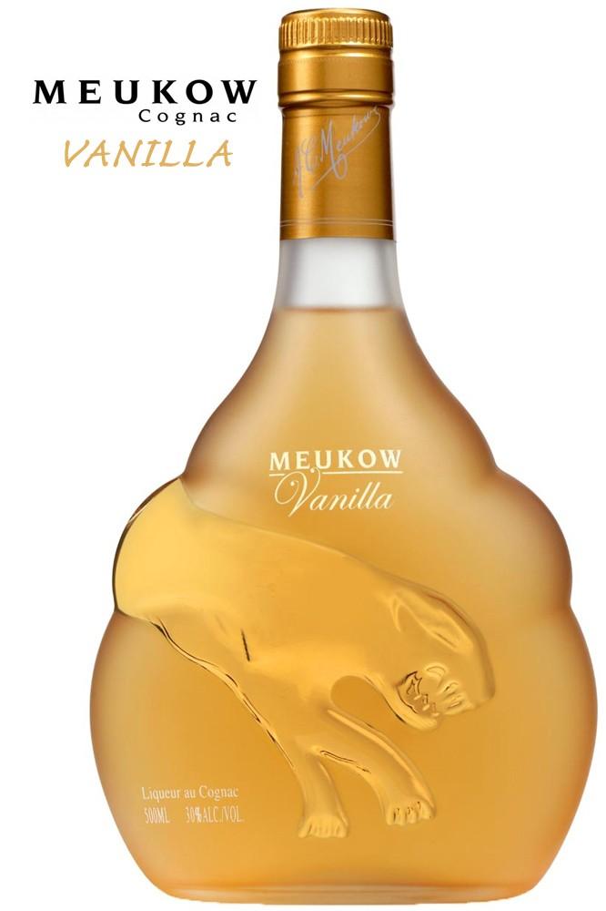 Meukow Vanille Cognac Likör